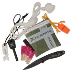 Набор выживания United Cutlery M48 Kommando 8-Pc. Adventure Survival Kit, чехол UC2848