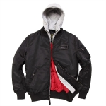 Куртка Alpha Industries MA-1 D-Teс Х, black