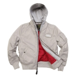 Куртка Alpha Industries MA-1 D-Teс Х, new silver