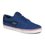 Кеды мужские KangaROOS Jeffrey Canvas (450) royal blue/black, 7412B-450