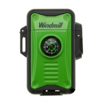 Зажигалка Windmill Field Max Lighte Green
