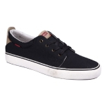 Кеды мужские Levis Justin Low Lace, regular black, 223286/736-59