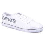 Кеды мужские Levis Venice Beach Low, brilliant white, 223089/2733-50