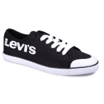 Кеды мужские Levis Venice Beach Low, regular black, 223089/2733-59