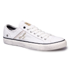 Кеды мужские Wrangler Starry Low Canvas, white, WM161030-51