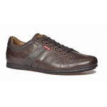Кроссовки мужские Levis Chowchilla Stripe (29) dark brown, 224217/700-29