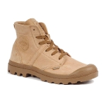 Ботинки мужские, высокие Palladium Pallabrouse CML Dune/Military Brown, 05137-057