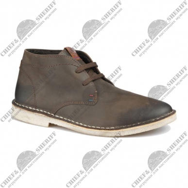 Мужские ботинки Wrangler Churlish C.H. Fur (30 dk brown), WM142071/F