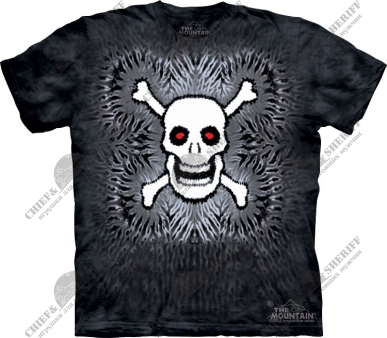 Футболка The Mountain Skull & Bones