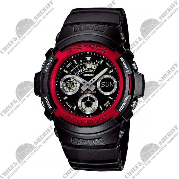 912ab5dc899c Спортивные часы Casio G - Shock AW - 591 -4AER, Видео,