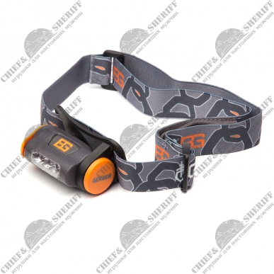 Фонарь налобный Gerber Bear Grylls Hands-Free Torch, 31001028N