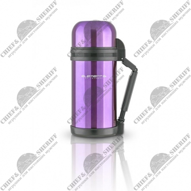 Термос Thermos ThermoCafe OutDoor Multipurpose Flask - Purple 1.2L, 446848