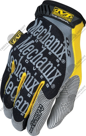 Перчатки универсальные Mechanix Wear The Original 0.5mm High Dexterity, HMG-05