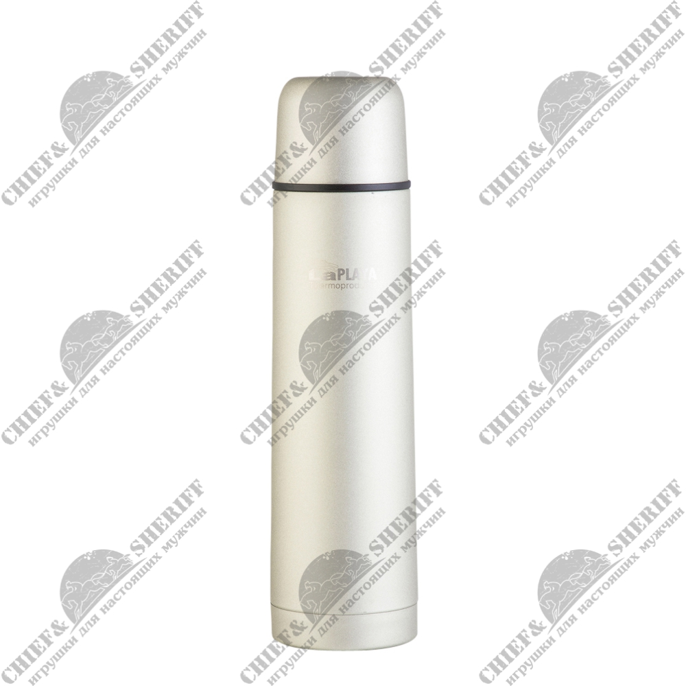 Термос стальной LaPlaya High Performance, 0.5 L, Silver, 560051
