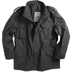 Куртка Alpha Industries M-65 Field Coat, black