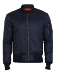 Куртка бомбер Surplus Basic Bomber, navy, 20-3530-10