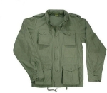 Куртка лёгкая Rothco М-65 Vintage Field Jacket Lightweight, sage, 8731