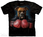 Футболка с 3D эффектом The Mountain Boxer Rocky