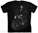 Футболка с 3D эффектом The Mountain Biker Lincoln