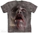 Футболка с 3D эффектом The Mountain Zombie Face