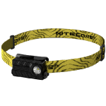 Фонарь Nitecore NU20 Cree XP-G2 S3 LED Black360люмен 100часов 80м З/У USB АКБ Li-ion 3.7v 600mAh, NU20 Black