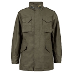 Куртка Alpha Industries M-65 Field Coat, olive green, MJM24000OG