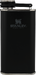 Фляга Stanley The Easy-Fill Wide Mouth Flask, 0,23 л,  черный, 10-00837-127
