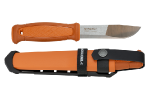 Нож Mora (Morakniv) Kansbol, Multi-Mount tuppi, burnt orange, 13507