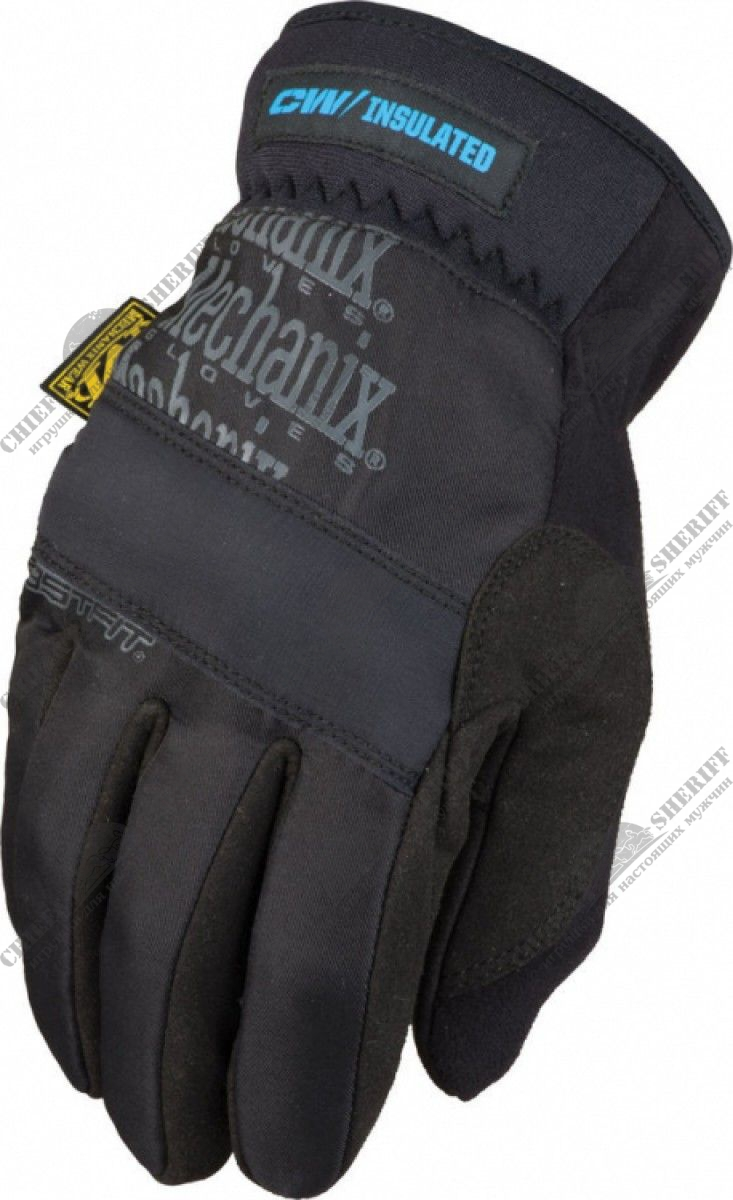 Перчатки Mechanix Fast Fit Insulated, MFF-95