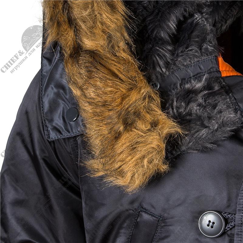 d0868df0881 ... Куртка аляска Alpha Industries slim Fit N-3B