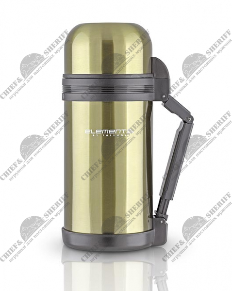 Термос Thermos ThermoCafe OutDoor Multipurpose Flask- Green 1.2L, 446657