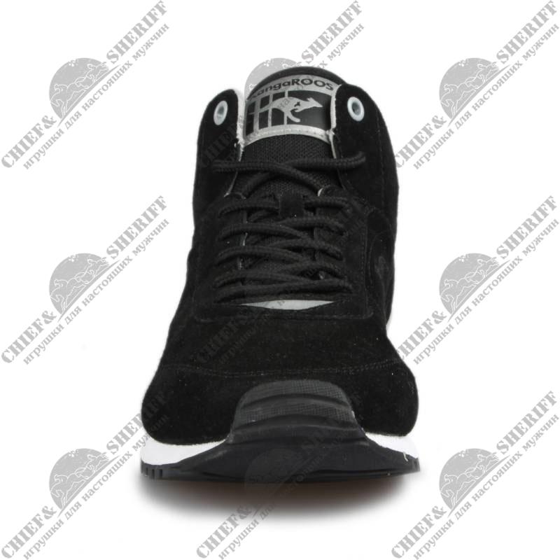 39ced640 ... Кроссовки мужские KangaROOS Frenzy Roos 001 (521) black/semi grey, ...